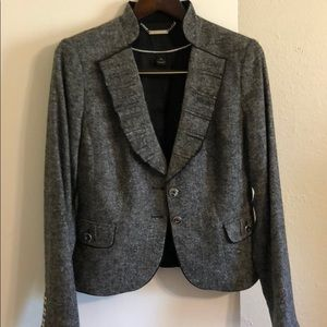 WHBM Suit jacket. only worn once! Size 6